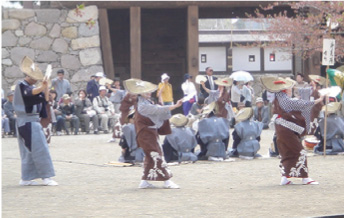 大門踊り専科